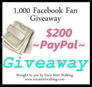 Blog Opportunities – 1000 Facebook Fan Giveaway
