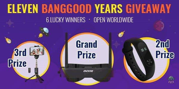 Banggood Anniversary